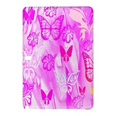 Butterfly Cut Out Pattern Colorful Colors Samsung Galaxy Tab Pro 12.2 Hardshell Case