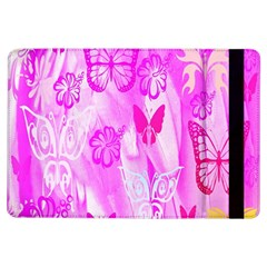 Butterfly Cut Out Pattern Colorful Colors Ipad Air Flip