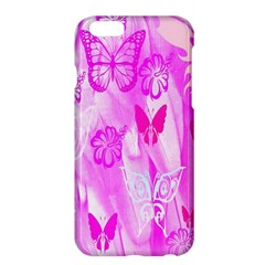 Butterfly Cut Out Pattern Colorful Colors Apple iPhone 6 Plus/6S Plus Hardshell Case