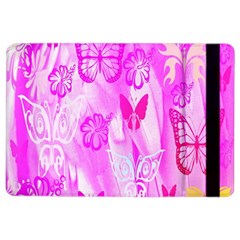 Butterfly Cut Out Pattern Colorful Colors Ipad Air 2 Flip