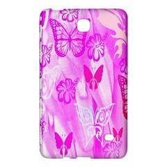 Butterfly Cut Out Pattern Colorful Colors Samsung Galaxy Tab 4 (8 ) Hardshell Case
