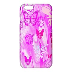 Butterfly Cut Out Pattern Colorful Colors iPhone 6/6S TPU Case