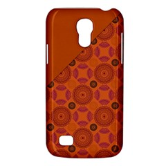 Vintage Paper Kraft Pattern Galaxy S4 Mini