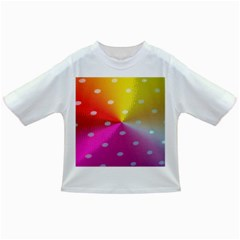 Polka Dots Pattern Colorful Colors Infant/Toddler T-Shirts