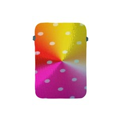 Polka Dots Pattern Colorful Colors Apple Ipad Mini Protective Soft Cases