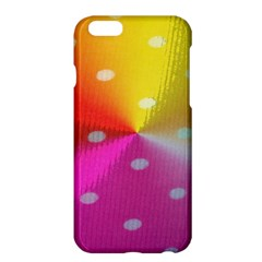 Polka Dots Pattern Colorful Colors Apple iPhone 6 Plus/6S Plus Hardshell Case