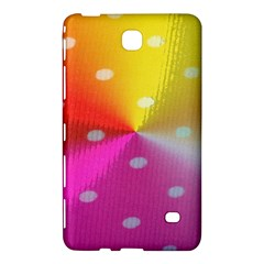 Polka Dots Pattern Colorful Colors Samsung Galaxy Tab 4 (8 ) Hardshell Case