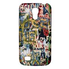 Graffiti Wall Pattern Background Galaxy S4 Mini