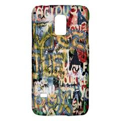 Graffiti Wall Pattern Background Galaxy S5 Mini