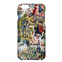 Graffiti Wall Pattern Background Apple Iphone 6 Plus/6s Plus Hardshell Case