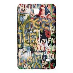 Graffiti Wall Pattern Background Samsung Galaxy Tab 4 (8 ) Hardshell Case