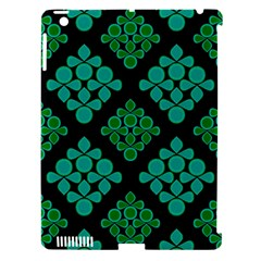 Vintage Paper Kraft Pattern Apple iPad 3/4 Hardshell Case (Compatible with Smart Cover)