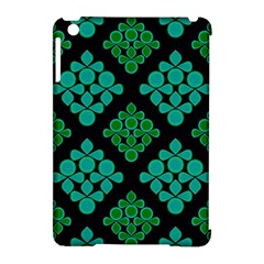 Vintage Paper Kraft Pattern Apple iPad Mini Hardshell Case (Compatible with Smart Cover)