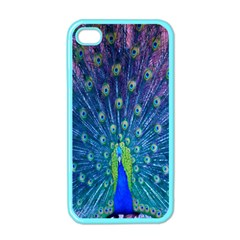 Amazing Peacock Apple iPhone 4 Case (Color)