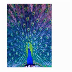 Amazing Peacock Large Garden Flag (Two Sides)