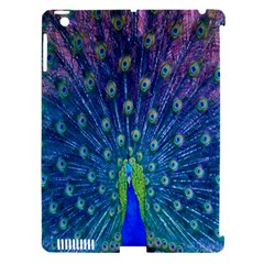 Amazing Peacock Apple Ipad 3/4 Hardshell Case (compatible With Smart Cover)