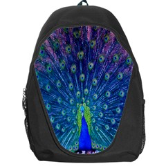 Amazing Peacock Backpack Bag