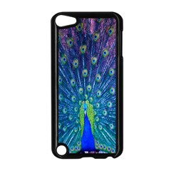 Amazing Peacock Apple iPod Touch 5 Case (Black)
