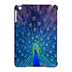 Amazing Peacock Apple iPad Mini Hardshell Case (Compatible with Smart Cover)