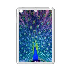 Amazing Peacock iPad Mini 2 Enamel Coated Cases