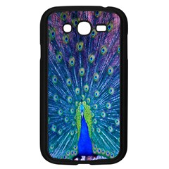 Amazing Peacock Samsung Galaxy Grand DUOS I9082 Case (Black)