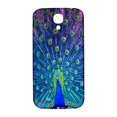 Amazing Peacock Samsung Galaxy S4 I9500/I9505  Hardshell Back Case