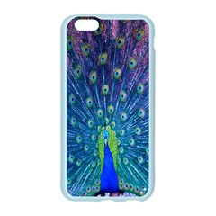 Amazing Peacock Apple Seamless iPhone 6/6S Case (Color)