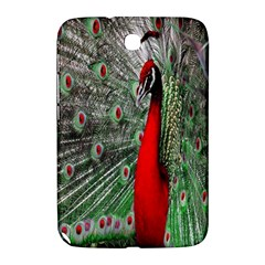 Red Peacock Samsung Galaxy Note 8.0 N5100 Hardshell Case