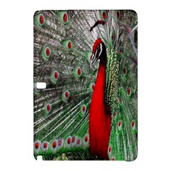 Red Peacock Samsung Galaxy Tab Pro 10.1 Hardshell Case