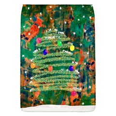 Watercolour Christmas Tree Painting Flap Covers (S)