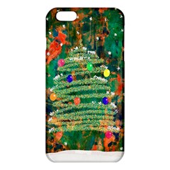 Watercolour Christmas Tree Painting Iphone 6 Plus/6s Plus Tpu Case