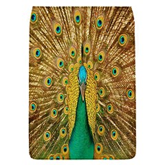 Peacock Bird Feathers Flap Covers (S)