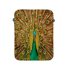 Peacock Bird Feathers Apple iPad 2/3/4 Protective Soft Cases