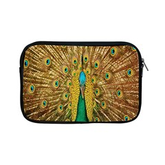 Peacock Bird Feathers Apple iPad Mini Zipper Cases