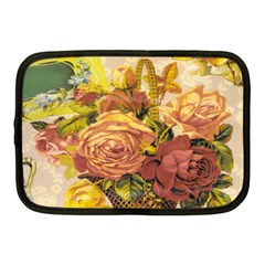 Victorian Background Netbook Case (medium)