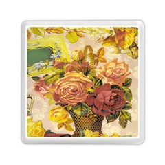 Victorian Background Memory Card Reader (square)