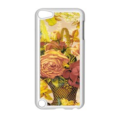 Victorian Background Apple Ipod Touch 5 Case (white)