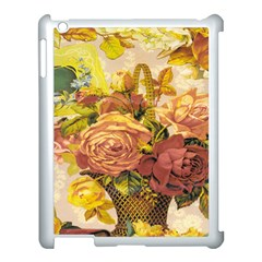 Victorian Background Apple iPad 3/4 Case (White)