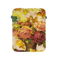 Victorian Background Apple iPad 2/3/4 Protective Soft Cases