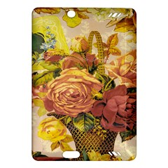 Victorian Background Amazon Kindle Fire HD (2013) Hardshell Case