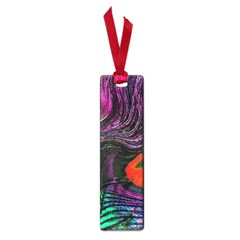 Peacock Feather Rainbow Small Book Marks