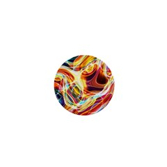 Colourful Abstract Background Design 1  Mini Buttons