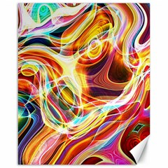 Colourful Abstract Background Design Canvas 16  X 20