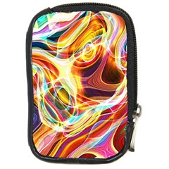 Colourful Abstract Background Design Compact Camera Cases