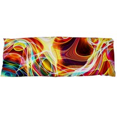Colourful Abstract Background Design Body Pillow Case (dakimakura)
