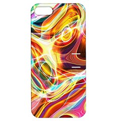 Colourful Abstract Background Design Apple iPhone 5 Hardshell Case with Stand