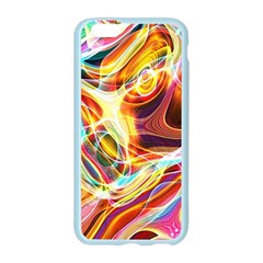 Colourful Abstract Background Design Apple Seamless iPhone 6/6S Case (Color)