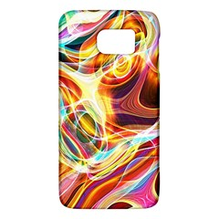 Colourful Abstract Background Design Galaxy S6