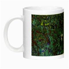 Stone Paints Texture Pattern Night Luminous Mugs