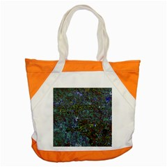 Stone Paints Texture Pattern Accent Tote Bag